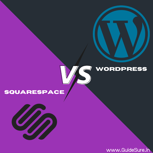WordPress.com vs SquareSpace