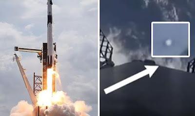 Ovnis - SpaceX - Una Galaxia Maravillosa