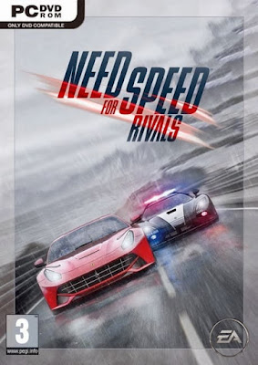 Capa do Need for Speed: Rivals