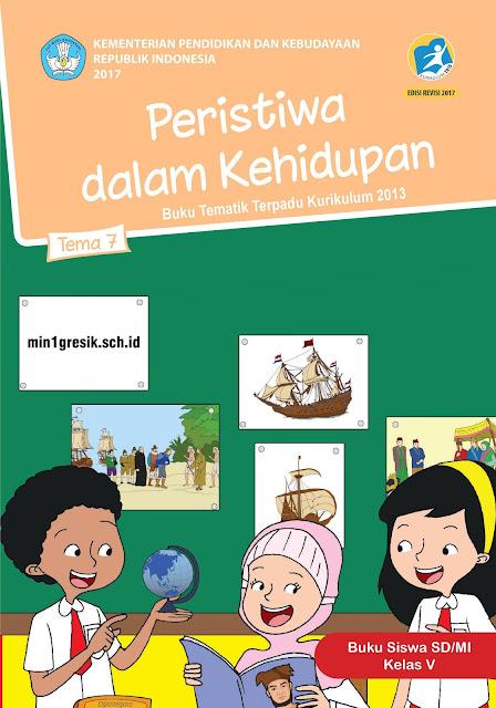 buku siswa tematik 7 kelas 5 sd/mi kurikulum 2013