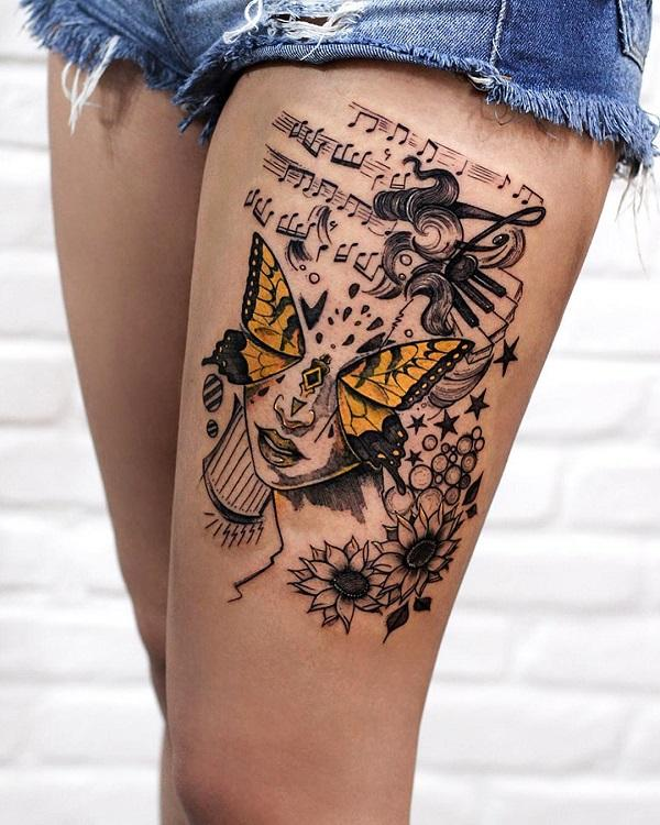 Tattoo Ideas For Females