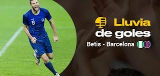 bwin promocion Betis vs Barcelona 9 febrero 2020