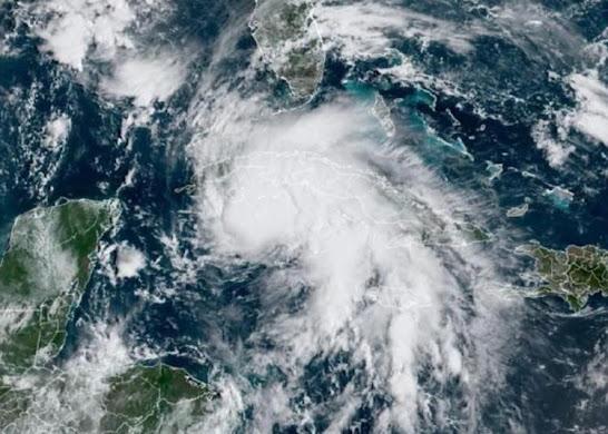 US,Hurricane Ida,Cuba Takes Hit,News,