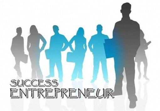 Gambar cara agar menjadi entrepreneur sukses dan memiliki bisnis hebat