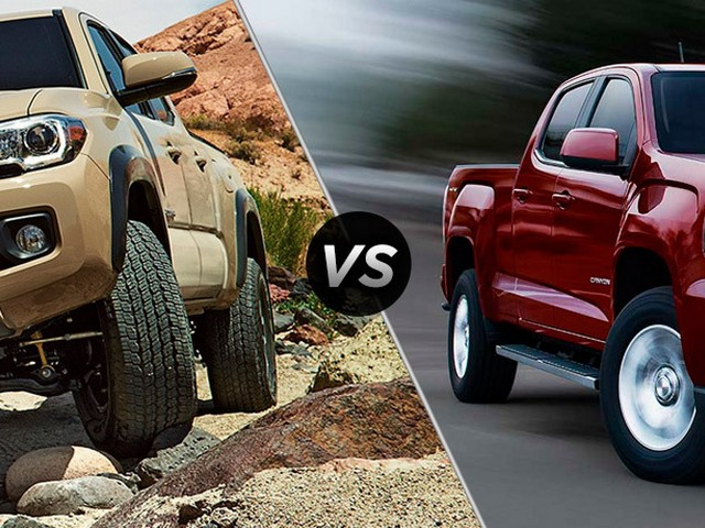 Gmc-Canyon-Vs-Toyota-Tacoma-2017