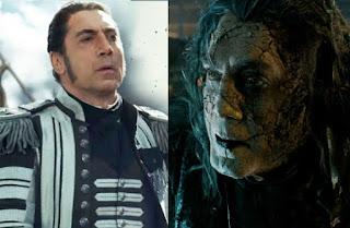 Kapten Salazar - Sebelum dan Sesudah Kebangkitan