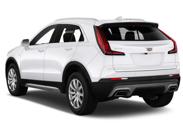 2021 Cadillac XT4 Review