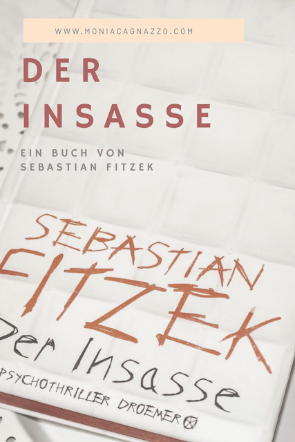 Der Insasse- Sebastian Fitzek | Book review