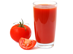 Homemade Tomato Juice