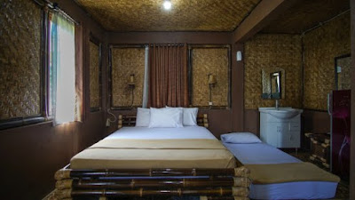 hotel pantai batu karas