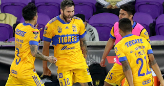 Tigres won the CONCACAF Champions League for the first time