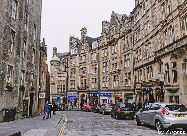 red-bus-tour-traseu-edinburgh