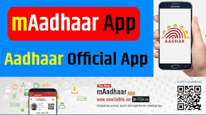 UIDAI launches mAadhaar app Now you can carry your aadhaar on mobile that is more secure than the old Aadhaar app. Users can also avail personalised services by using the mAadhaar app /2019/12/mAadhaar-android-app-download.html