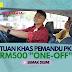 Bantuan Khas (APAD) RM500 secara One-Off untuk pemandu. Ini senarai pemandu yang layak memohon