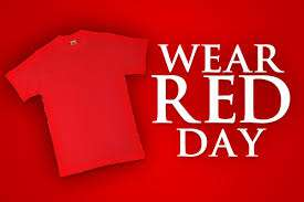 National Wear Red Day Wishes