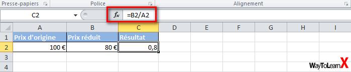 Calculer Une Remise Dans Un Tableau Excel Waytolearnx