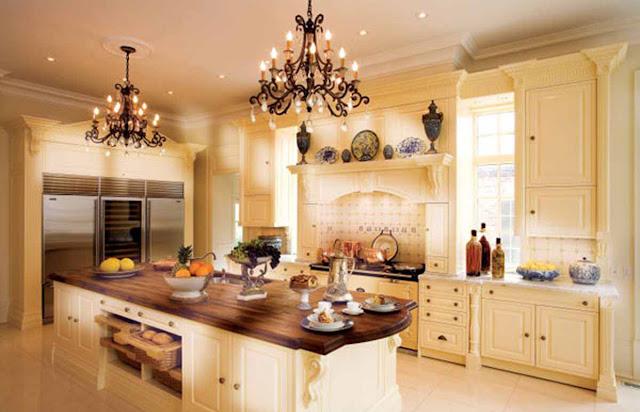 Interior Dapur Minimalis Yang Mewah