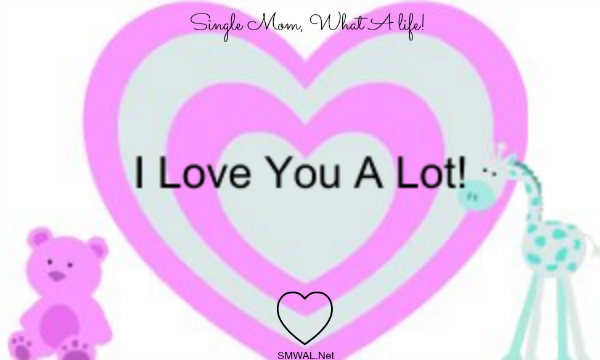 Love, Single, Mom, Valentine , Printable, free