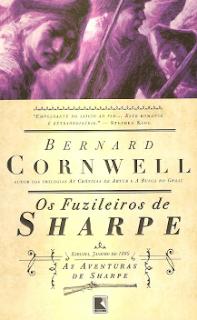 Bernard Cornwell - As Aventuras de Sharpe V - SHARPE E OS FUZILEIROS