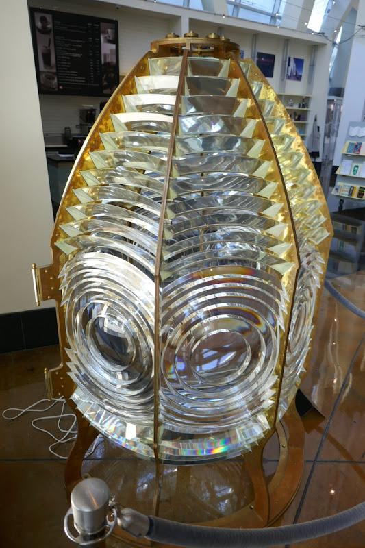 Lighthouse movie 3rd Order Fresnel Lens