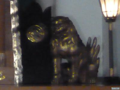 難波神社狛犬
