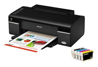 is an awesome shading inkjet PC printer for clients who asking quicken without decreasin Epson Stylus Office T40W Drivers Download