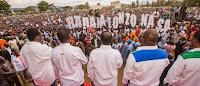 NASA in vote hunting mission as RAILA heads to Kisii after Nakuru! UHURU should start packing