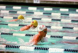 short history of swimming