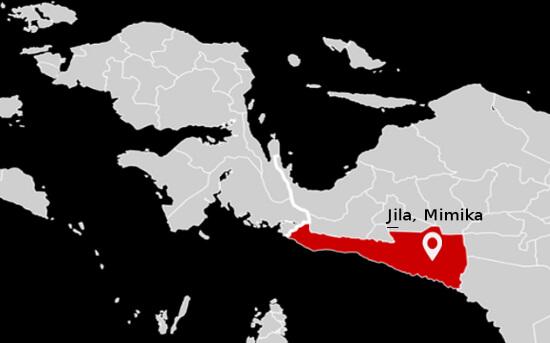 Sertu La Ongge Tersungkur Terkena Peluru KKB Papua