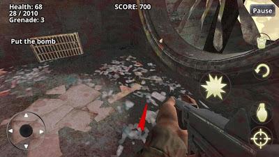 لعبة War Battleground WW2 Shooter apk