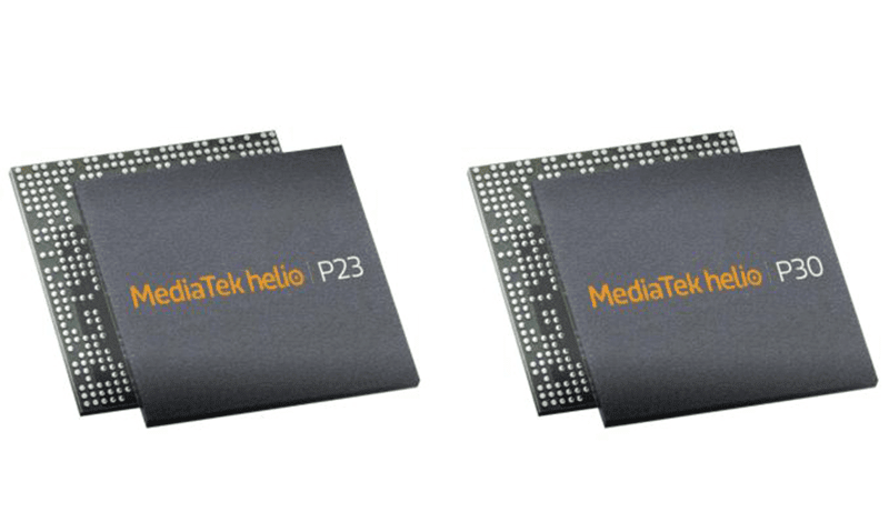 Mediatek Announces Helio P23 And P30 Midrange Processors