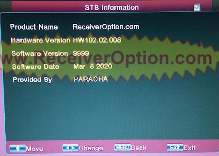 Ali3510c Hw102.02.008 latest  Software With Dlna & Xtream Iptv Option