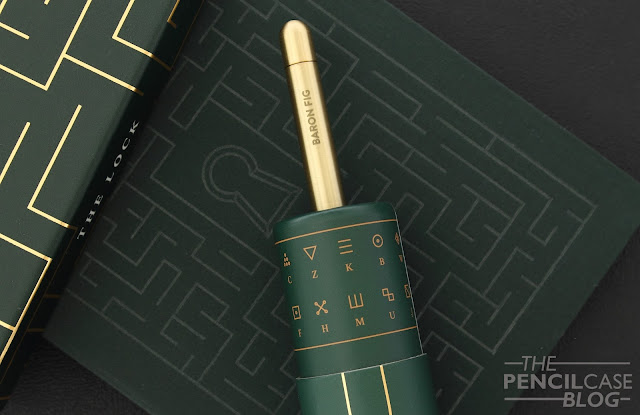 Quick Look: Baron Fig Lock & Key Squire rollerball and Confidant notebook special edition set review