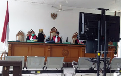 Di Bandung Anak Gugat Ayah Kandung Tua Renta Rp. 3 Miliar