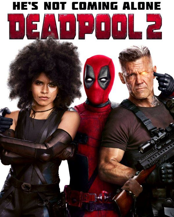 Deadpool 2 2018 - Full (HDCAM)