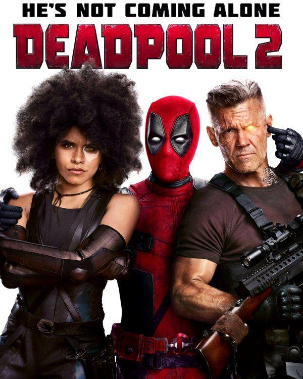 Deadpool 2 2018 - Full (HD)