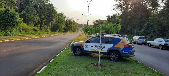 Guarda Municipal e Polícia Militar reforçam segurança em ônibus escolares