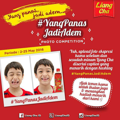 #YangPanasJadiAdem Photo Competition