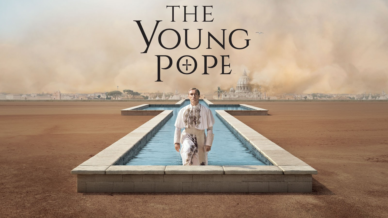 Póster de The Young Pope