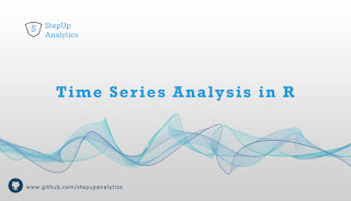 Learn Time Series Analysis Didactic course in online with Scratch Examples