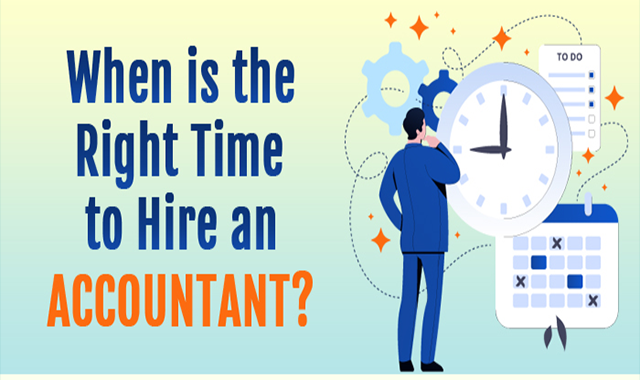 When is the Right Time to Hire an Accountant?