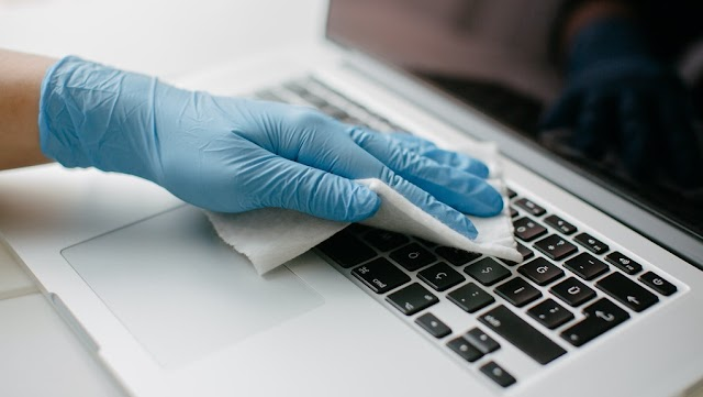 How To Clean Your Laptop Keyboard