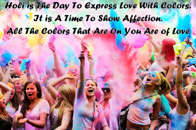 100 Happy Holi Status in English | Holi Wishes Quotes Words