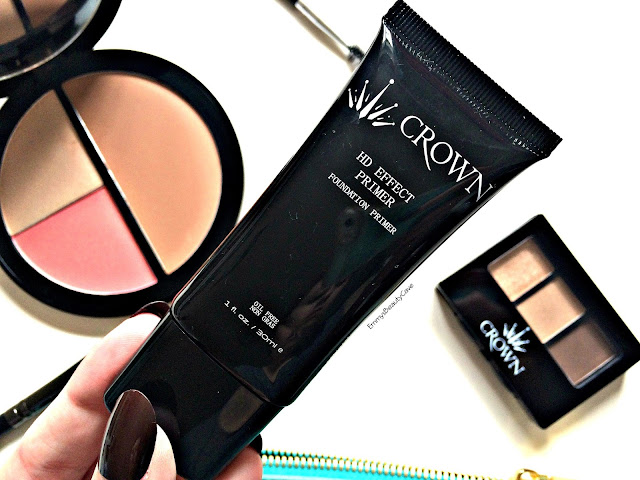 Crown Brush HD Effect Primer Review, Oil Free Primer