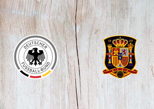 Germany vs Spain -Highlights 03 September 2020