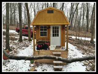 The tiny house movement. The small house movement