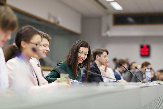 """Ініціатива """"Посли Європейської молоді"""""""