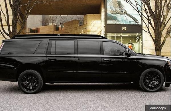 Modifikasi Mobil Cadillac Escalade