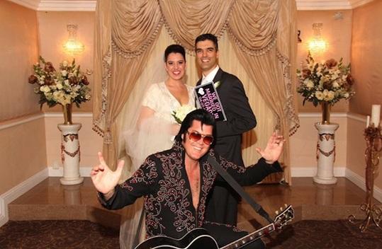Casamento com padre brasileiro em Las Vegas