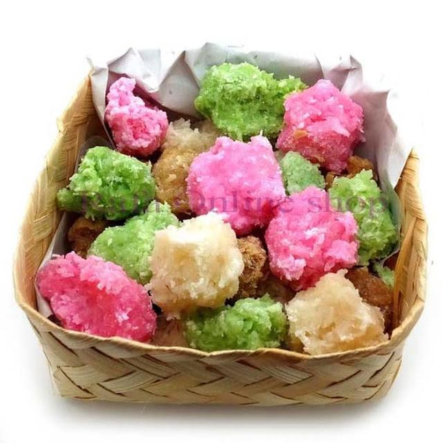 10 Kuliner Makanan Khas Bantul, Yogyakarta - Geplak Bantul